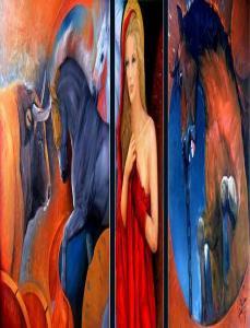 women-art